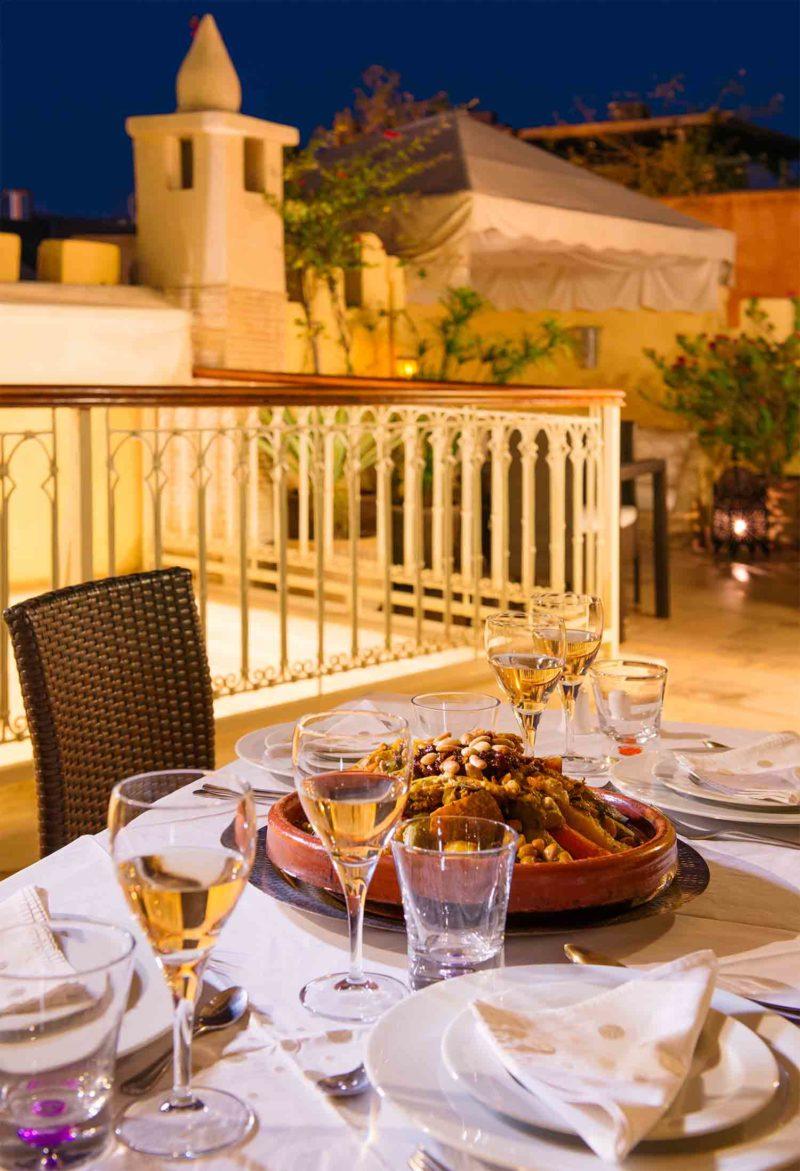 RIAD COCOON MARRAKECH | riad luxe medina, cuisine dîner restaurnt, Marrakech Riad_Cocoon