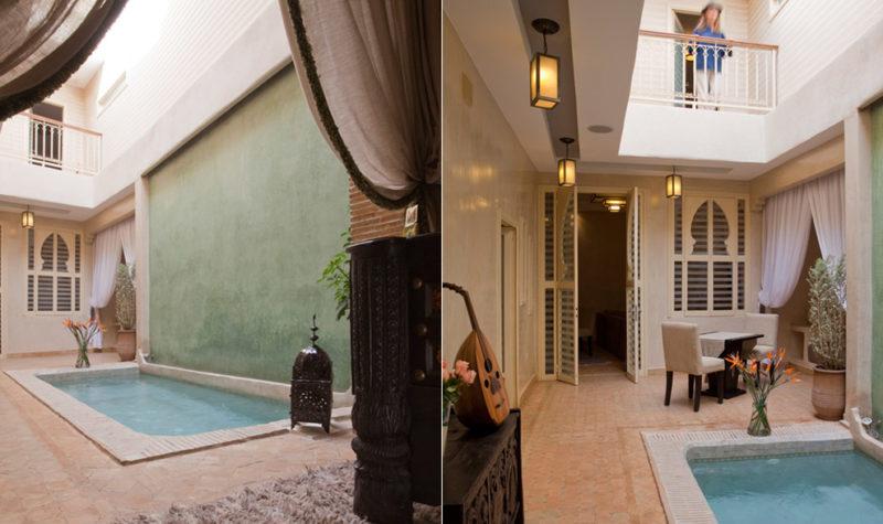 RIAD COCOON MARRAKECH | riad luxe medina, piscine- Marrakech Riad_Cocoon