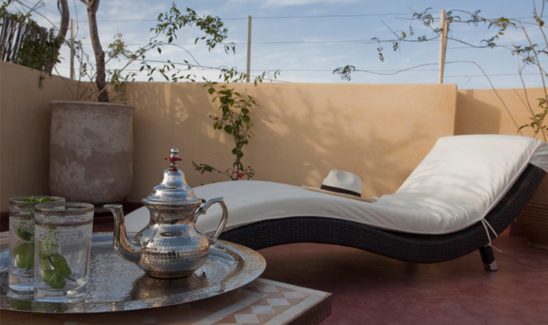 RIAD COCOON MARRAKECH | riad luxe medina, terrasse- Marrakech Riad_Cocoon
