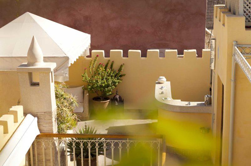 RIAD COCOON MARRAKECH | riad luxe medina, terrasse  Marrakech Riad_Cocoon